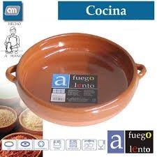 Marhuenda Cazuela Redonda Barro 20Cm W507109