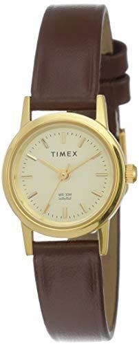 Timex Classics Analog Beige Dial Women's Watch - B301