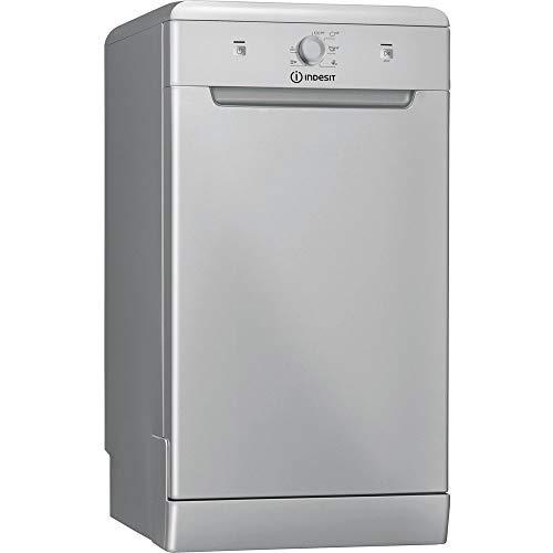 Indesit DSFE 1B10 S lavavajilla Independiente 10 cubiertos