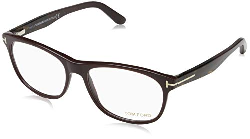 Tom ford sonnenbrille ft0431 01z 50, occhiali da sole donna, nero (schwarz) 50.0