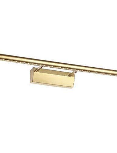 W-LI Badezimmerbeleuchtung, Wandscheiben, Lesewandleuchten Led, Mini Style, Metall, Kühles Weiß-220-240V