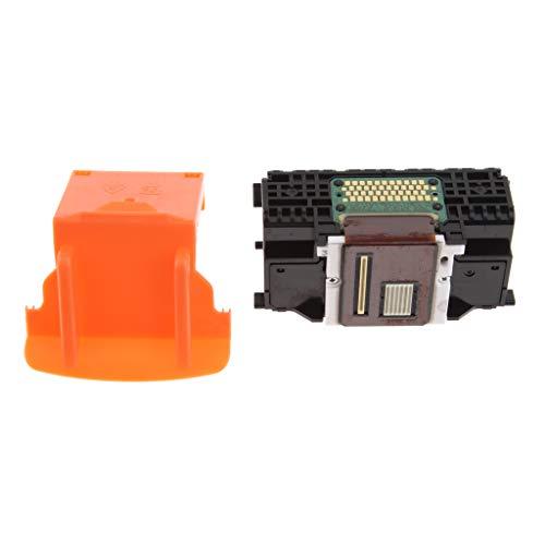 perfk Ersatz Druckkopf QY6-0082 für Canon, Druckköpfe für Canon MG5480 MG6480 MG5580 MG5680 IP7280 Drucker Kopf Reparaturteil (Drucker-kopf)