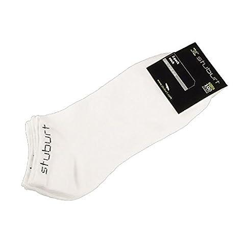 2016 Stuburt Trainer Low Cut Ankle Mens Golf Socks-Pack of