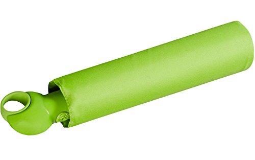 Knirps 806–Floyd Duomatic Regenschirm, grün (grün) - 806-270