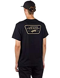 16db645674 T-Shirt Men Vans Full Patch Back T-Shirt