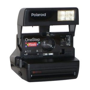 Polaroid OneStep Flash (600-Serie) Sofortbildkamera