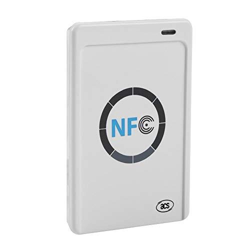 ACR122U - RFID-kontaktloser Smart Reader PC/SC-kompatibel 424 Kbit/s Lese- / Schreibgeschwindigkeit 50 mm Leseabstand Unterstützt ISO 14443 Typ A und B, Mifare, Felica und alle 4 NFC-Typen