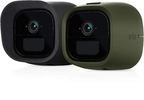 Arlo Go LTE Silikonbezüge (offiziell, 2er Set) grün/schwarz, VMA4260