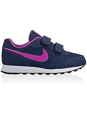 Nike 807320-401, Zapatillas de Trail Running para Niñas
