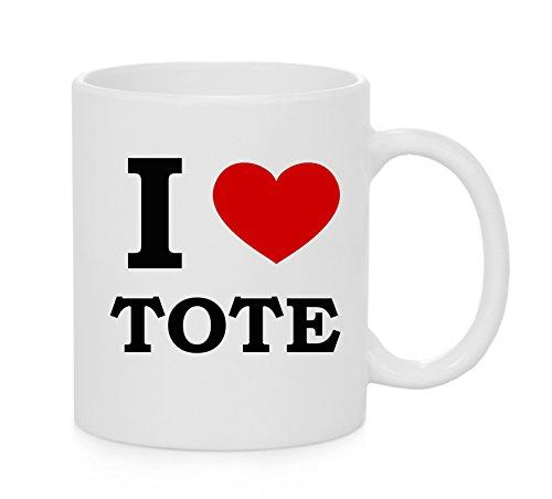 I heart Tote ( Love ) Mug ufficiale