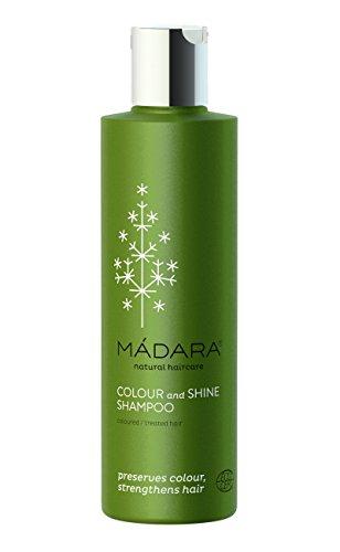 Madara Cosmetics Colour & Shine Shampoo, für gefärbtes Haar, 250 ml