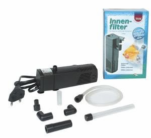 Trixie 86100 Innenfilter M200, 5 W (Aquarium Filter Mit Pumpe)