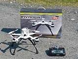 Multicopter Drone Invader MT1235 con GPS e funzione GoHome