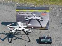 Multicopter Drone Invader MT1235 GPS u. GoHome (Gps 860)