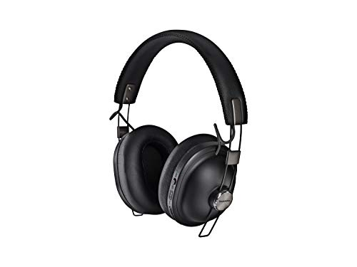Panasonic RP-HTX90NE-K Wireless Headphones with Bluetooth, Over-head Noise cancelling & Built in Mic Best Price and Cheapest