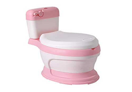 Glenmore Vasino Water Mini Forma di WC per Bambini Bambino Lavandino Bimbo Gabinetto Bimbi Rosa