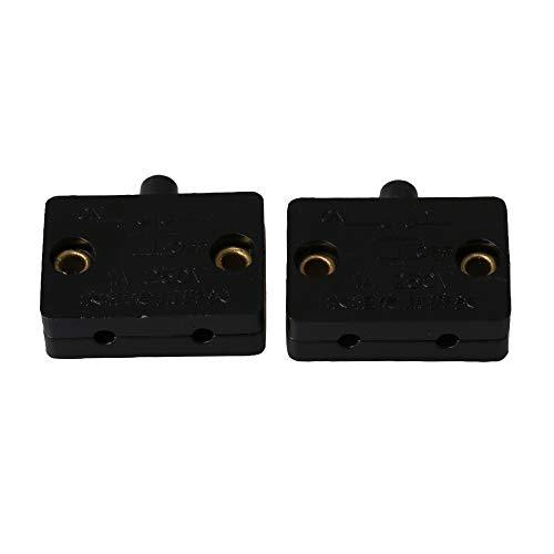BQLZR - 2 interruptores táctiles para armario de 250 V