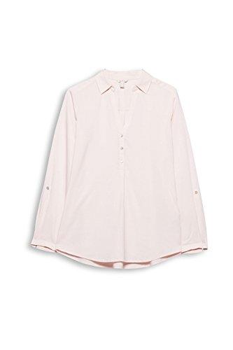 ESPRIT Damen Bluse Rosa (Nude 685)
