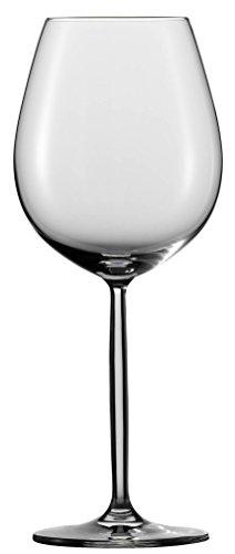Schott Zwiesel Diva Rotweinglas, 2er Set, im Geschenkkarton, Weinkelch, Weinglas, Glas, 613 ml,...