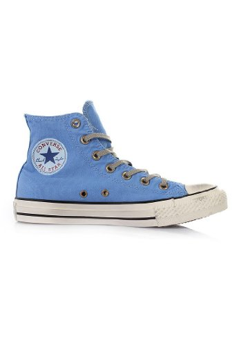 Converse Ctas Well Worn Hi, Baskets mode homme Bleu (Bleu 05)