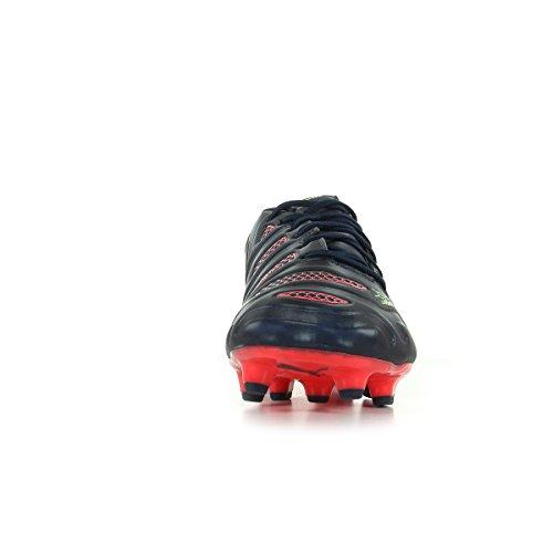 Puma Evopower 3-2 Fg, Chaussures de football homme Bleu marine, rose et blanc