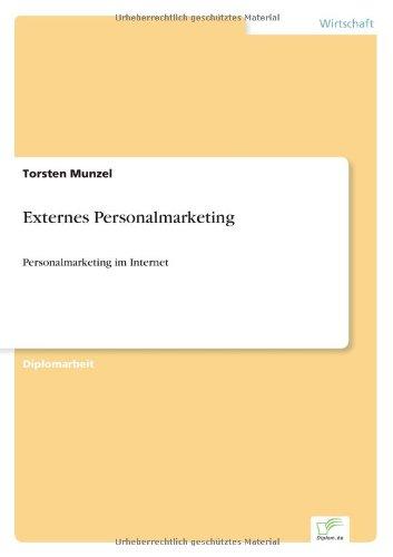Externes Personalmarketing: Personalmarketing im Internet