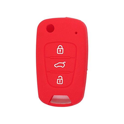 Fassport CV2152 - Funda silicona llave 3 botones HYUNDAI