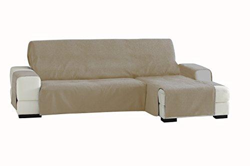 Eysa Italia Zoco Chaise Longue, Beige, 29x9x37 cm