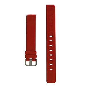 Bering Max Rene Armband Silikon Titan Schliesse 14 MM Rot – Serie : 12631