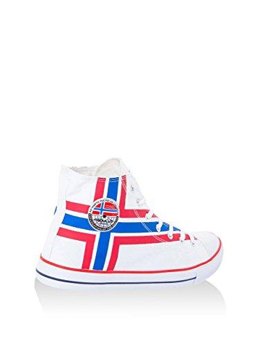 Nebulus  Union, Damen Sneaker Weiß