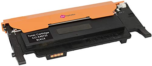 Schwarz Premium Toner kompatibel für Samsung CLP-320 CLP-320N CLP-325 CLP-325N CLP-325W CLX-3180FN CLX-3185FN CLX-3185FW CLX-3185W | CLT-K4072S 1.500 Seiten -