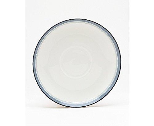 Noritake Java Graphite Swirl Untertasse, 15,2 cm -