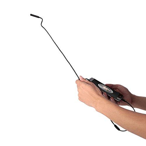 Springdoit 2M 7mm HD 13 Megapixel PC/Android OTG Endoskop Handy endoskopische Kamera (Snapshot Button OTG Linie) - Harte Linie