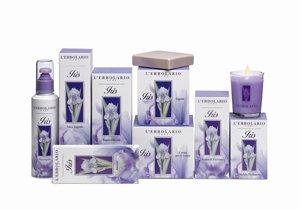 Lerbolario Eau de Parfum Iris 50 ml