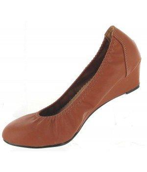 Chaussure Bas Prix - Escarpins marron - MB188-118-8 Camel