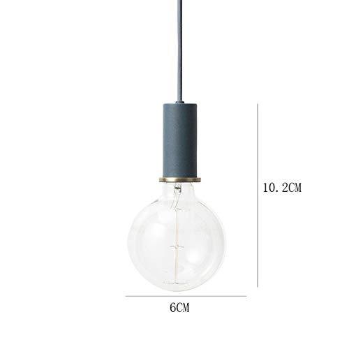 Hemp Monkey Lamp Pendant Lights Art Replicas Hanging Lamp Modern Art Colored Pendant Lamp Restaurant Green Clipper Lightweight Clip