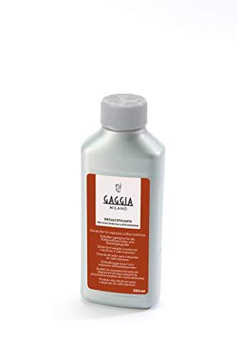 Gaggia 21001681 Soluzione Decalcificante, Flacone da 250 ml