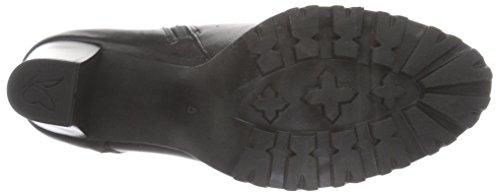 Caprice 25409, Bottes Classiques Femme Noir (Black Nap Comb 31)