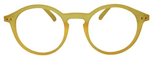 288d051b7c IZIPIZI Paris Lesebrille #D Yellow Chrome (+ 3,0)