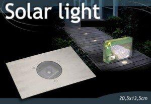 Solaire Spot encastrer