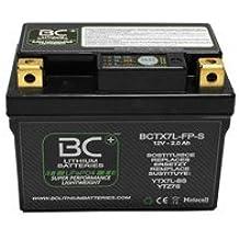 BC Lithium Batteries BCTX7L-FP-S Batería Moto
