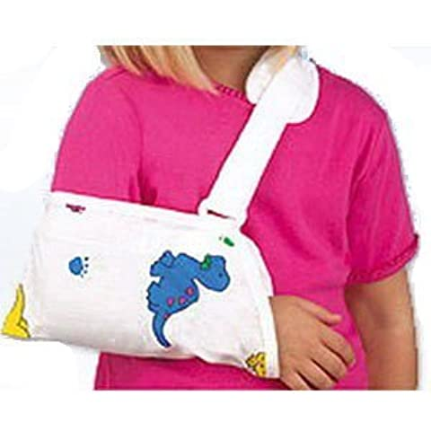 Pediatric Arm Sling, Envelope Type,Medium 8X5 [1 Each (Single)] by