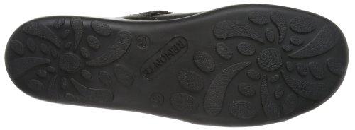 Remonte R1710 01, Chaussures de ville femme Noir