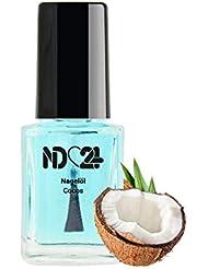 Nagelöl Cocos - 12 ml - in der praktischen Pinselflasche - Nagelhaut-Öl Nagelpflege-Öl Nagelhautpflege-Öl