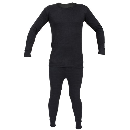 Kids-Official-BRITWEAR-Thermal-Winter-Warm-Underwear-Set-Long-John-Bottom-and-Long-Sleeve-Top