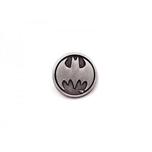 Batman-Metall-Mnze-Logo