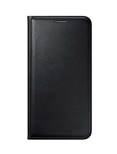 Cover Wala High Quality with Perfect Fit Leather Flip Cover for Vivo Y21L – Black
