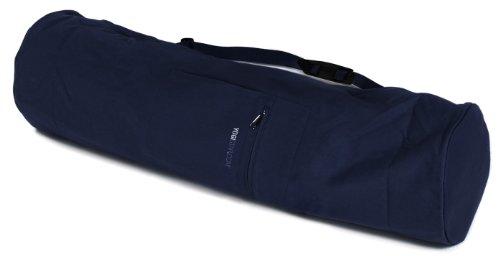 Yogistar Yogatasche Extra Big - Baumwolle - 75 cm - Dunkelblau