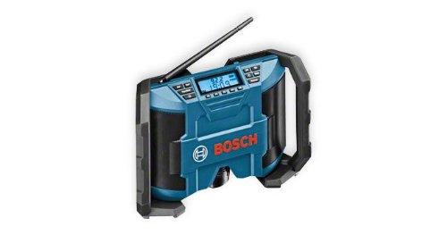 Bosch-Set: Akkuschrauber GSR 10,8-2-Li Prof. + Akku-Radio GML 10,8 V-Li - 5