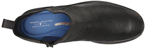 Mark Nason Dagger Collection Rangpuk Chelsea Boot Black